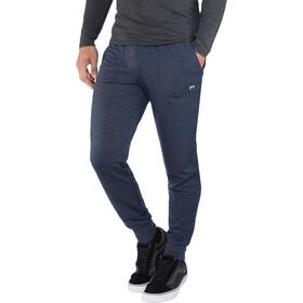 super.natural M's Essential Cuff Pants Navy Blazer Melange